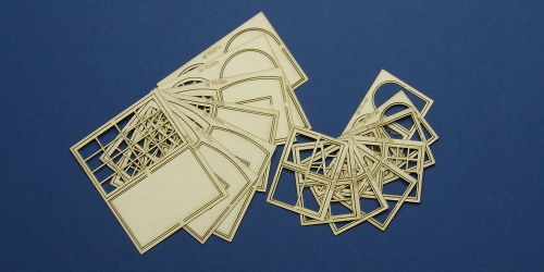 Click here for windows, doors and valence kits in 7mm scale