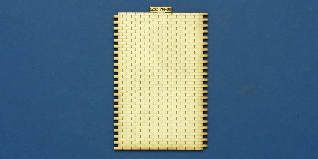 LCC 7N-35 O-16.5 shelter/station wall extension panel - type 4