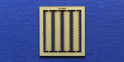 LCC 02-01 OO gauge 8.5mm station wall extension kit