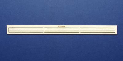 LCC 03-66 OO gauge wooden wall for 03-38