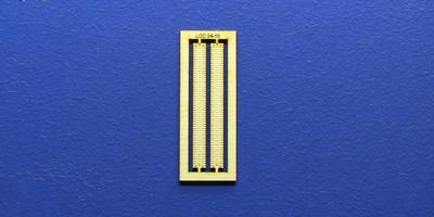 LCC 04-10 OO gauge vertical wall decoration