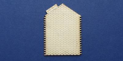 LCC 04-78 OO gauge industrial office panel with gable type 3