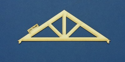 LCC 7N-06T O-16.5 roof truss - type 3