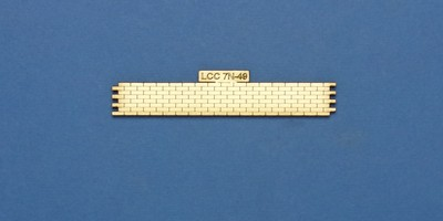 LCC 7N-49 O-16.5 loading platform edge - type 1