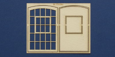 M 70-04c O gauge warehouse style window type 1