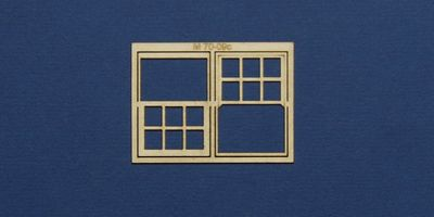 M 70-09c O gauge residential window with sash type 3